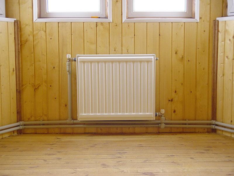 Отопление квартиры своими руками